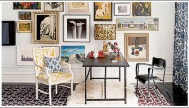 Friday Tips & Trends:  How to create a salon-style wall