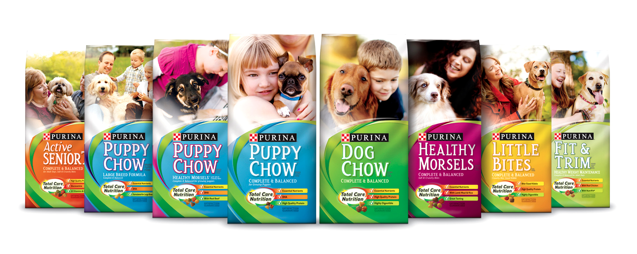 Lauryn Byrdy shoots for Nestle Purina Dog Chow